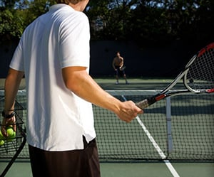 New PYC Tennis Pro: Sean Cotter offering Tennis Lessons in Jersey City, NJ