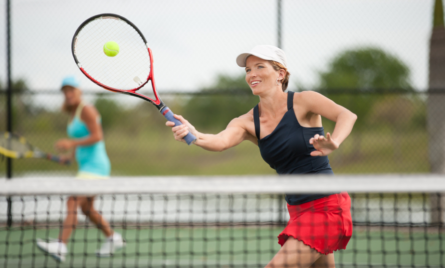 Beginner Tennis Lessons for Adults