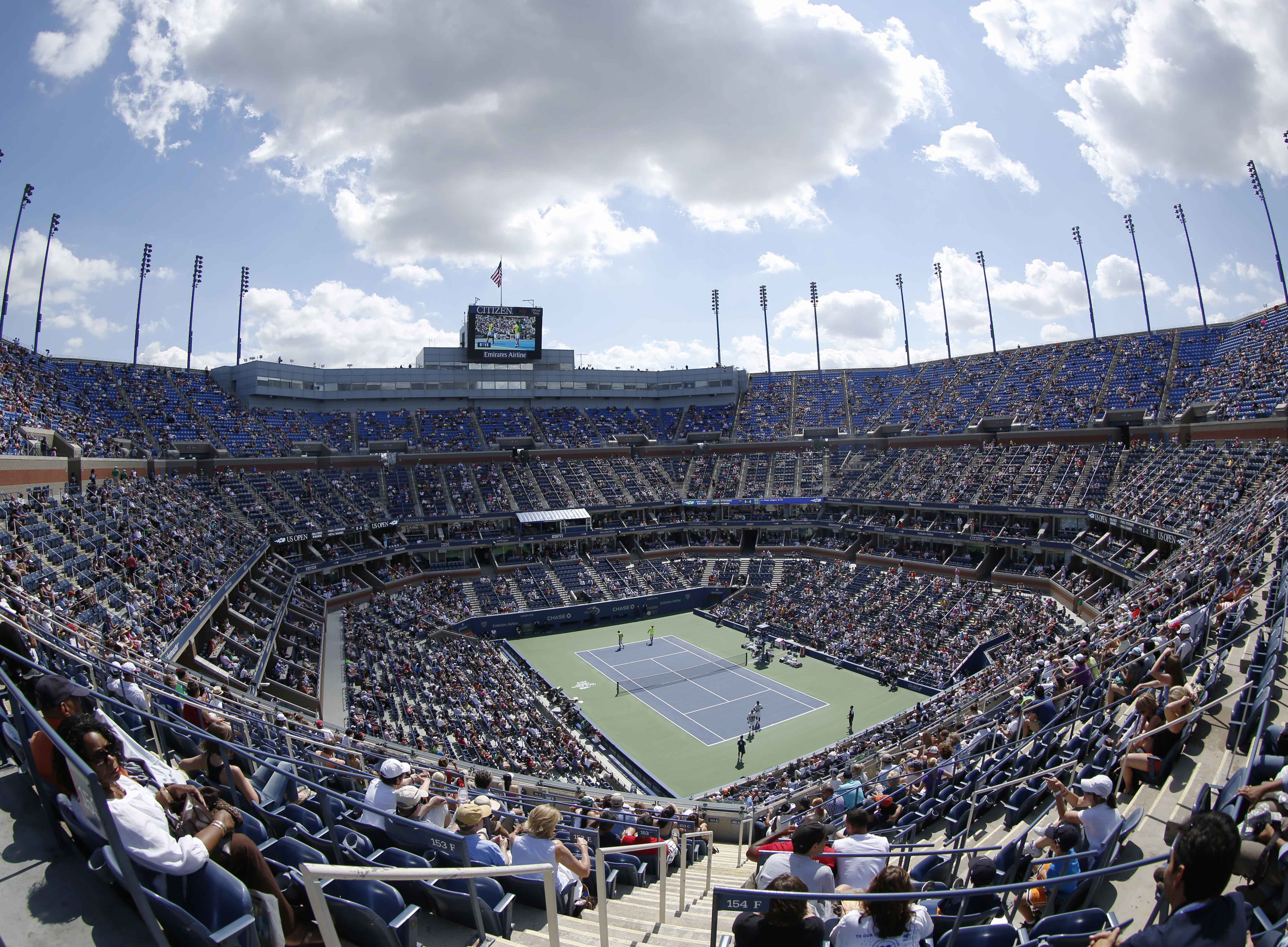 5 US Open Tennis Facts