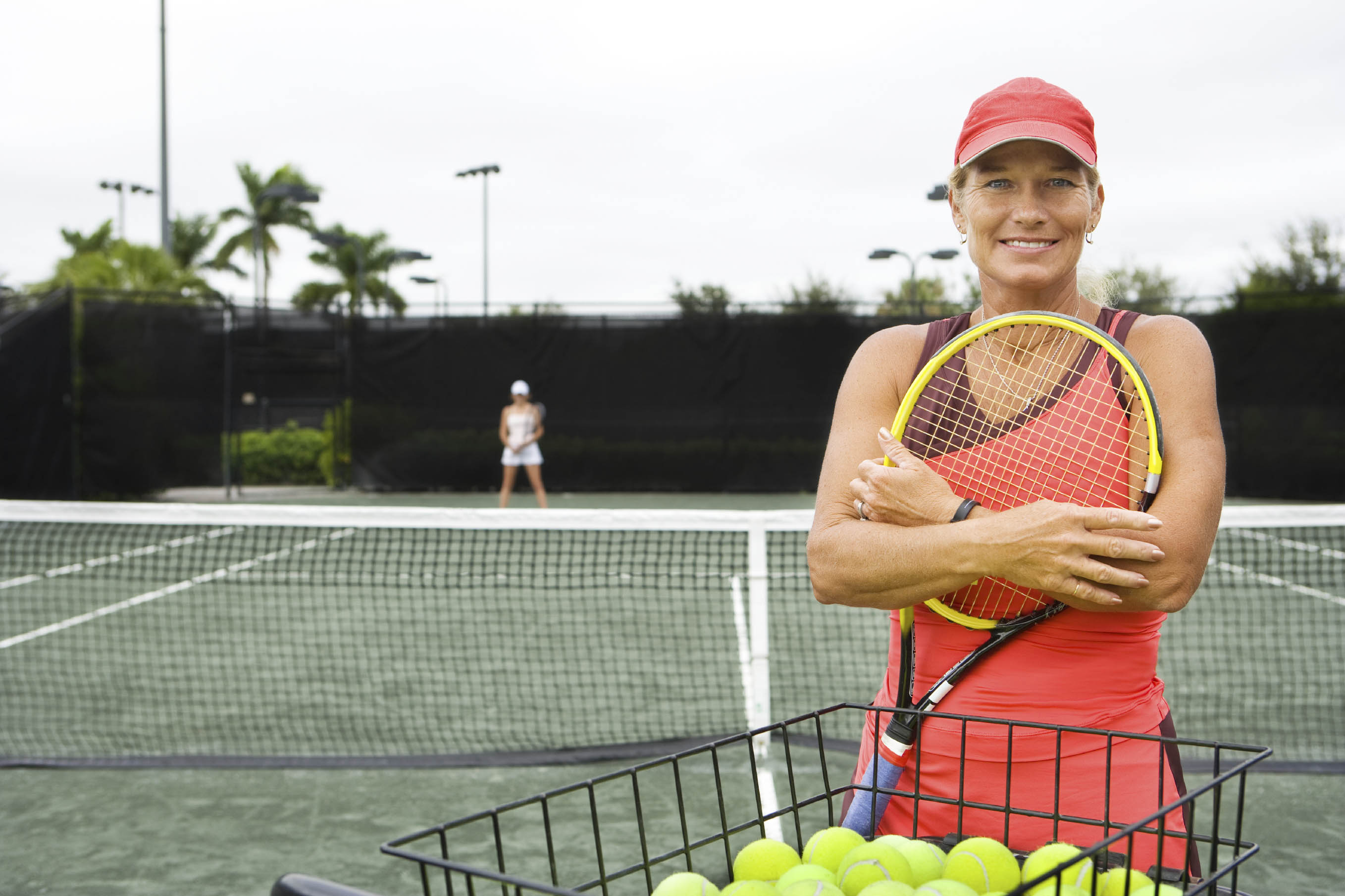 Top 10 Health Benefits of Playing Tennis for Women