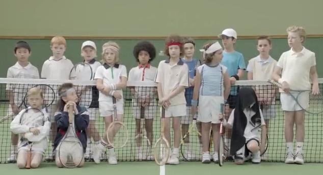 When Tennis Legends Were Kids