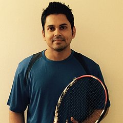 New PYC Tennis Pro: Himanshu B offering Tennis Lessons in Shaumburg, IL