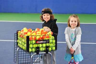 tennis for kids - values