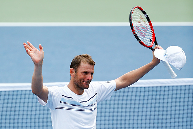 Mardy Fish Set to Retire After US Open