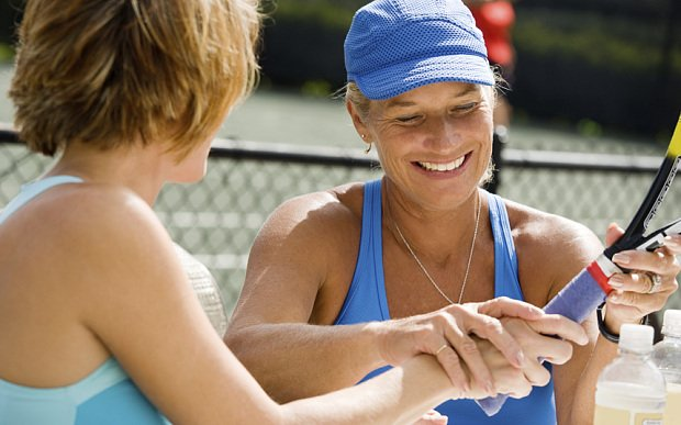 Advice for adult beginners tennis