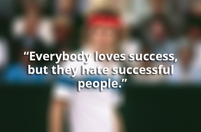 Famous Tennis Quotes