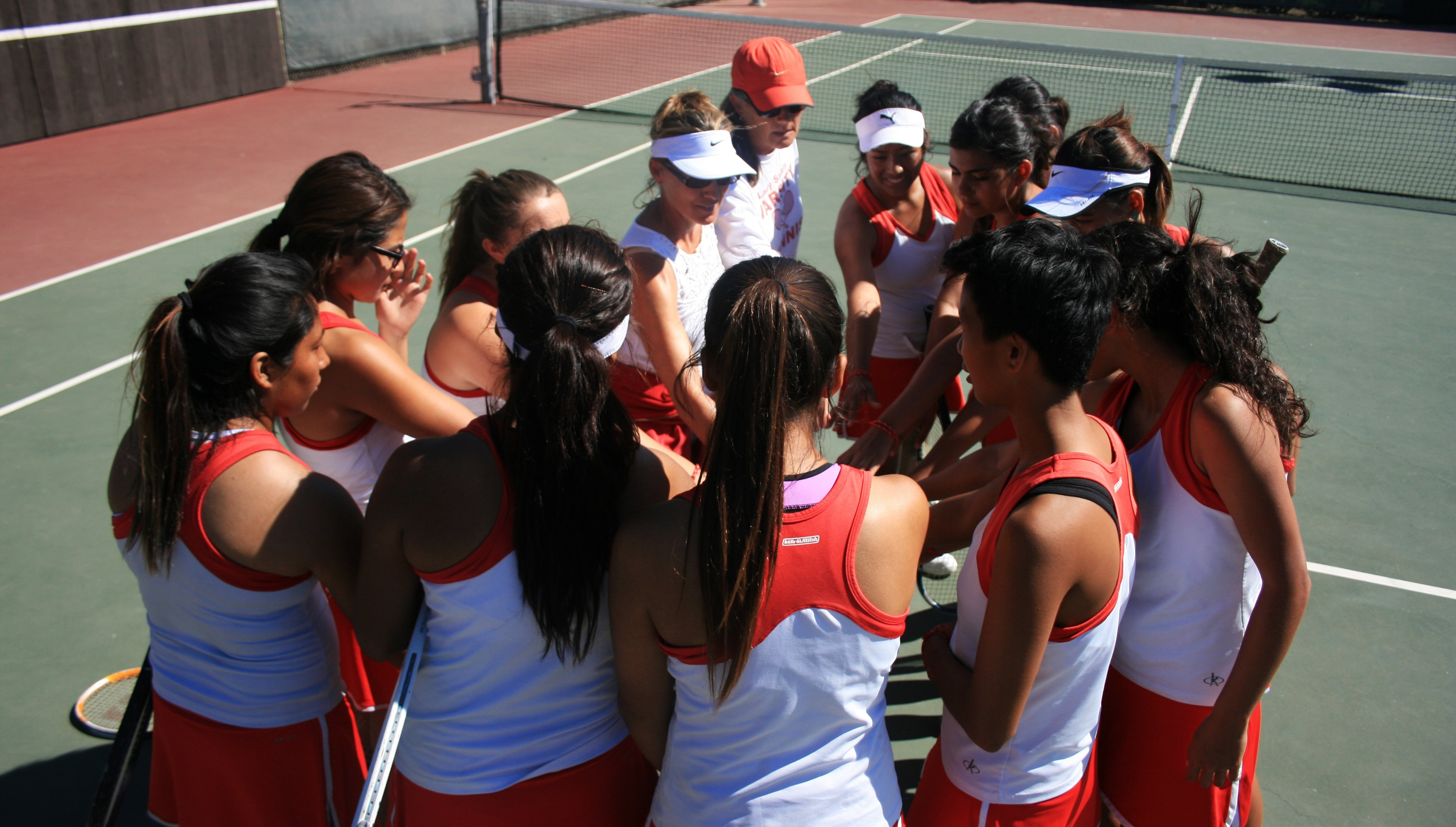 4 Tips for Making a High School Tennis Team