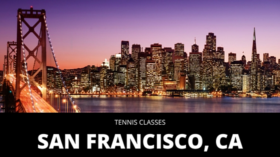 Tennis Classes in San Francisco, CA