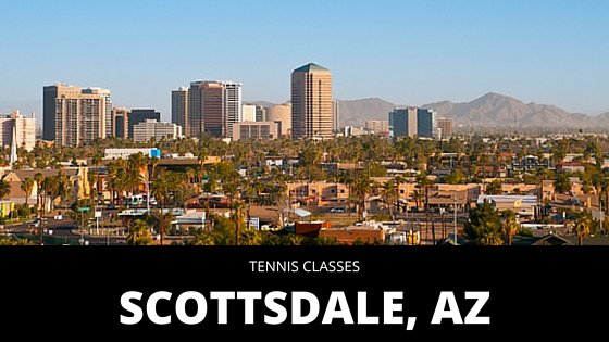 Tennis Classes in Scottsdale, AZ