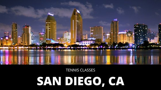 Tennis Classes in San Diego, CA