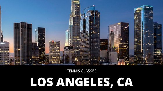 Tennis Classes in Los Angeles, CA