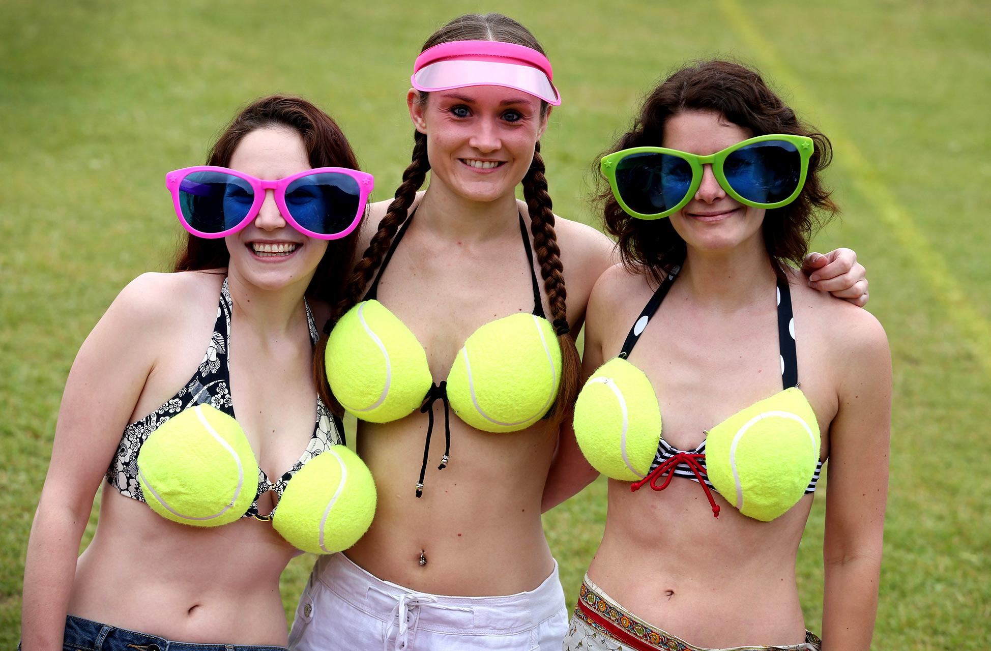 """10 Ways To Make Tennis """"Cooler"""""""
