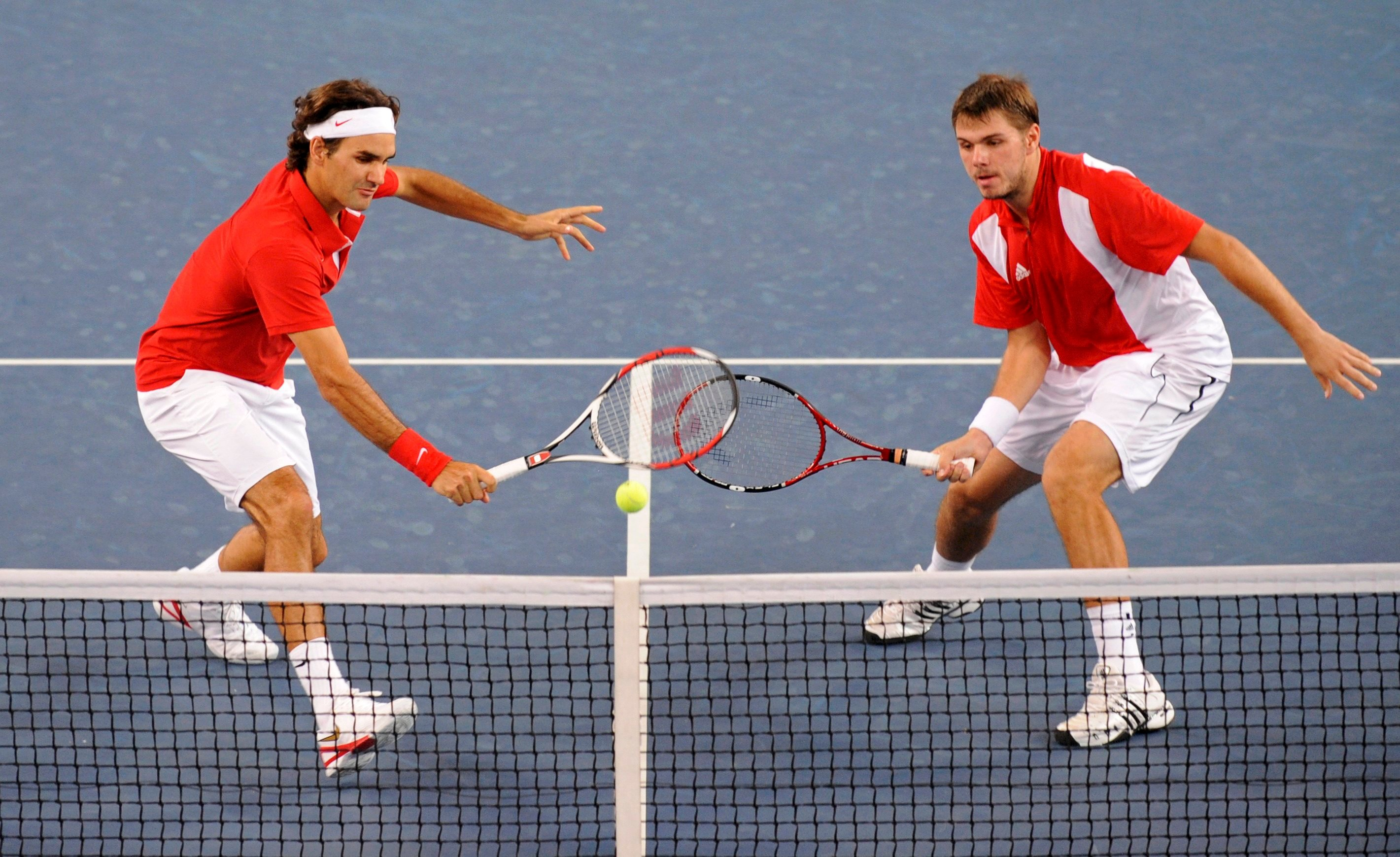 Tennis Tip: How to Pick (and Get Along With) Your Doubles Partner