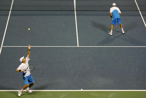 Doubles Tip: Improve Your Serving Efficiency To Win More Matches