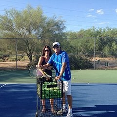 New PYC Tennis Pro: Jorge P offering Tennis Lessons in Oro Valley, AZ