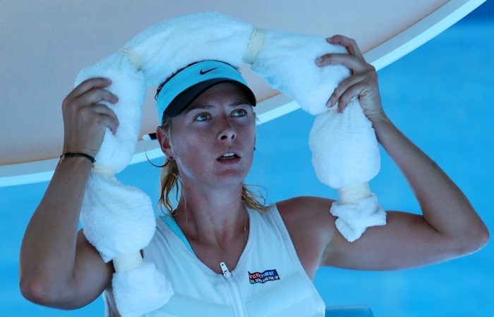 How to Beat the Heat Like the Pros at the Aussie Open