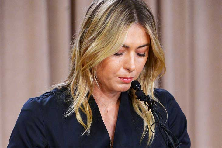 What Sharapova's Failed Drug Test Means for Tennis