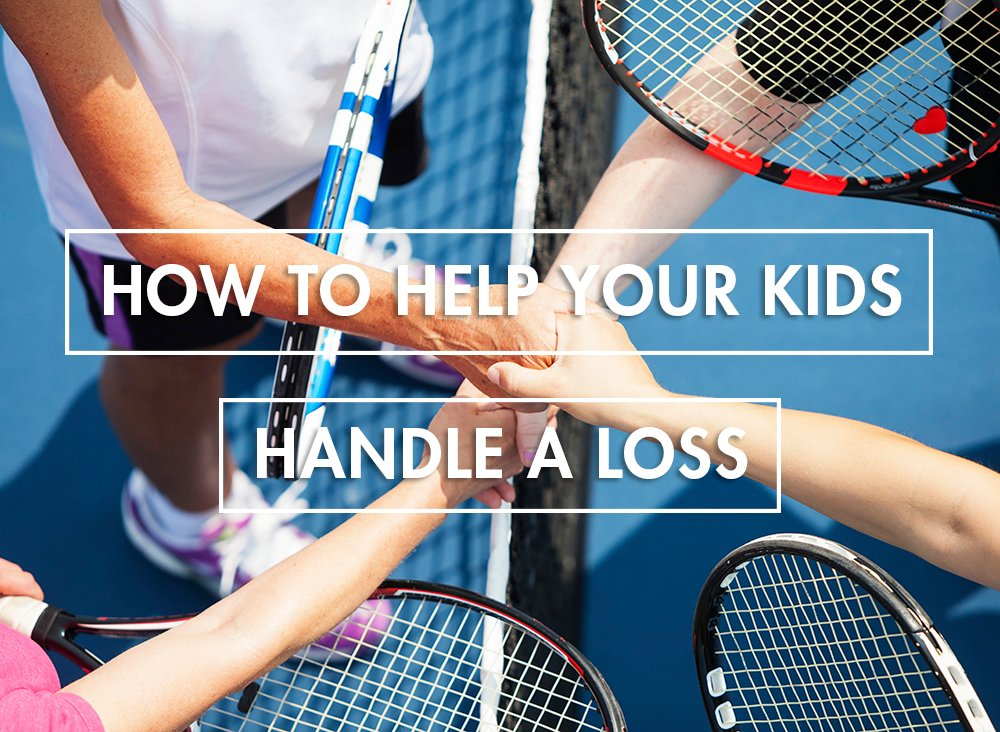 How to Help Your Kids Handle a Loss