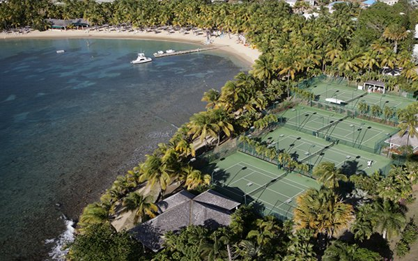 Top 10 Tennis Destinations in Florida & the Caribbean
