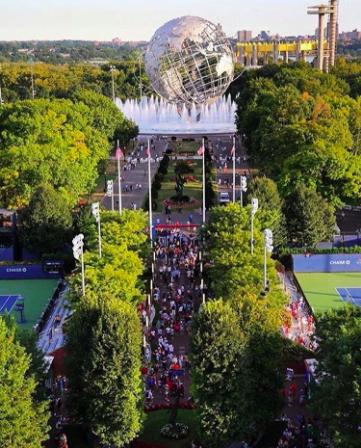 Photoblog: The US Open 2016