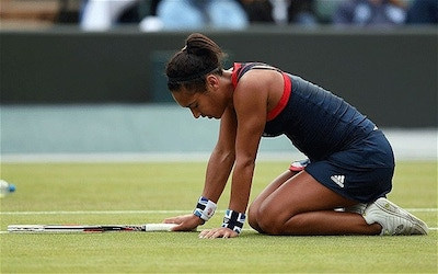 Mental Illness In Athletes: Helping Tennis Players Stay Healthy