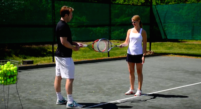 How To Book A Tennis Lesson At Your Local Court