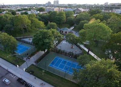 Tennis lessons in Jersey City, NJ
