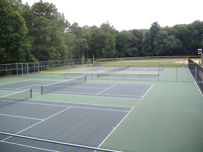cheap tennis lessons in Princeton, NJ