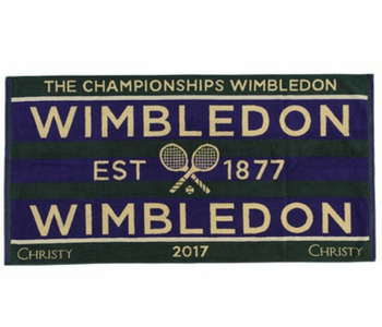 tennis gifts wimbledon towel