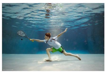 Trending In Tennis: Cara Black, Underwater Tennis & Getting Hit By A Serve