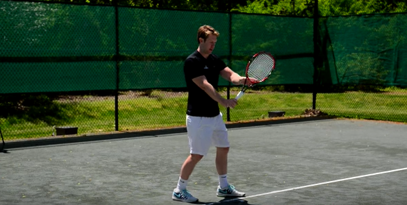Tennis Tips: How To Fix Your Ready Position And Reduce Errors