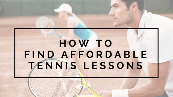 affordable tennis lessons