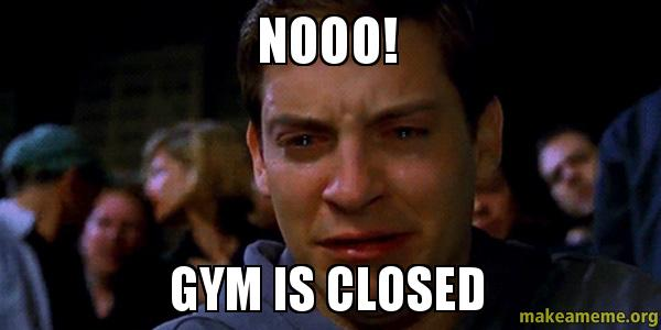 17 problems only a fitness nut will understand