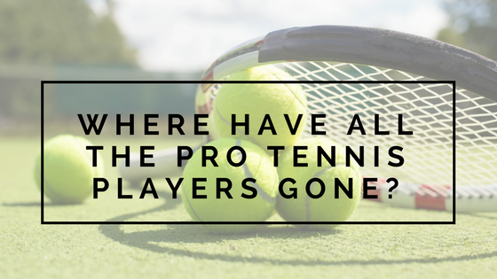 Nearly 13,000 Pro Tennis Players Are Losing Their Jobs