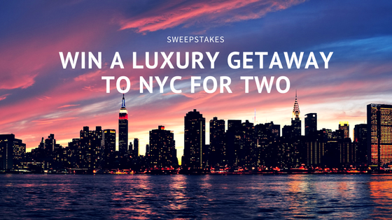 Luxury Getaway To New York City for Two