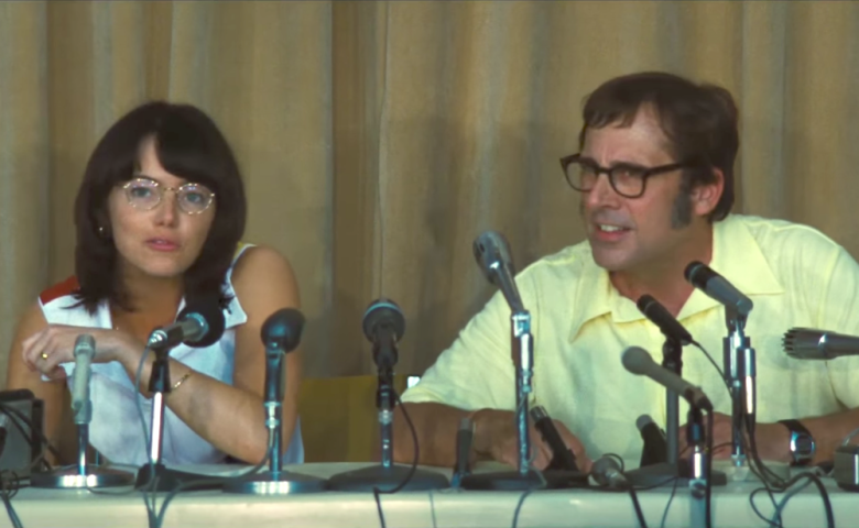 Battle of the Sexes: Finally A Tennis Movie To Get Excited About