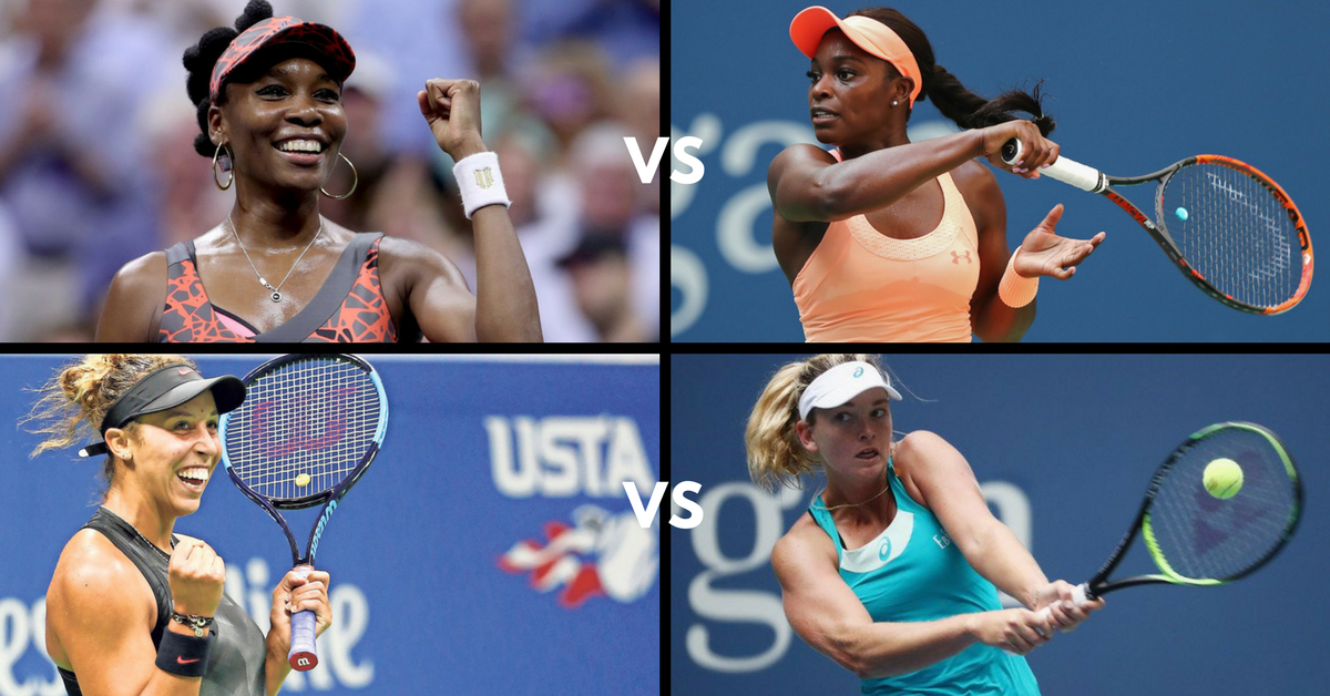 us open semifinals