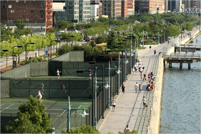 Top 5 places for Tennis Lessons in New York City