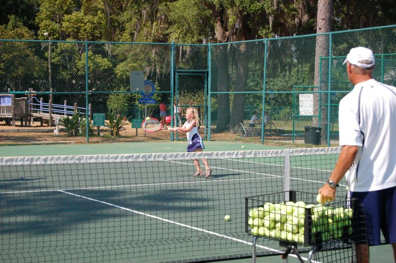 The 5 Best Places for Dallas Tennis Lessons