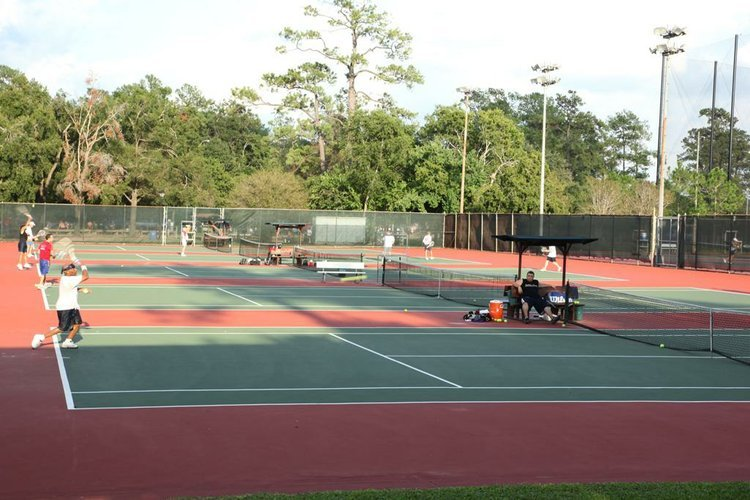 Top 5 Places for Houston Tennis Lessons