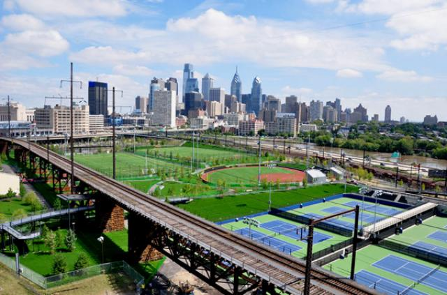 The Top 5 places for Tennis Lessons in Philadelphia