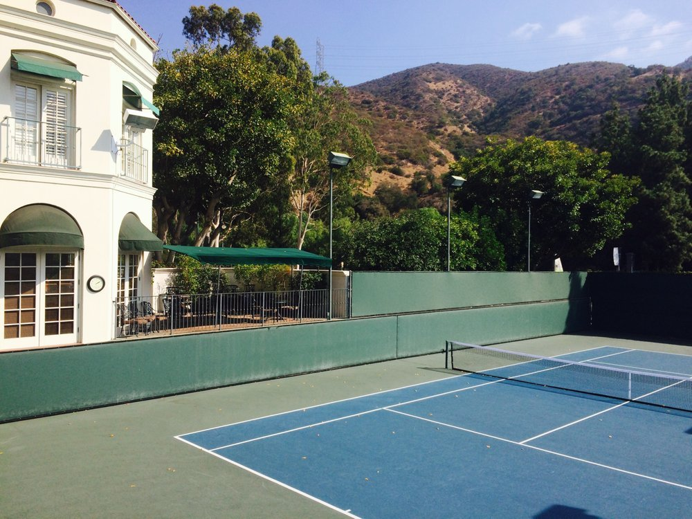 Tennis Lessons in Los Angeles