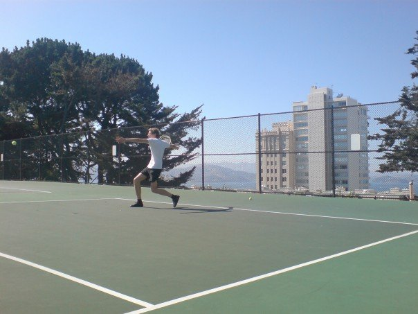 The 5 Best Places for Tennis Lessons in San Francisco