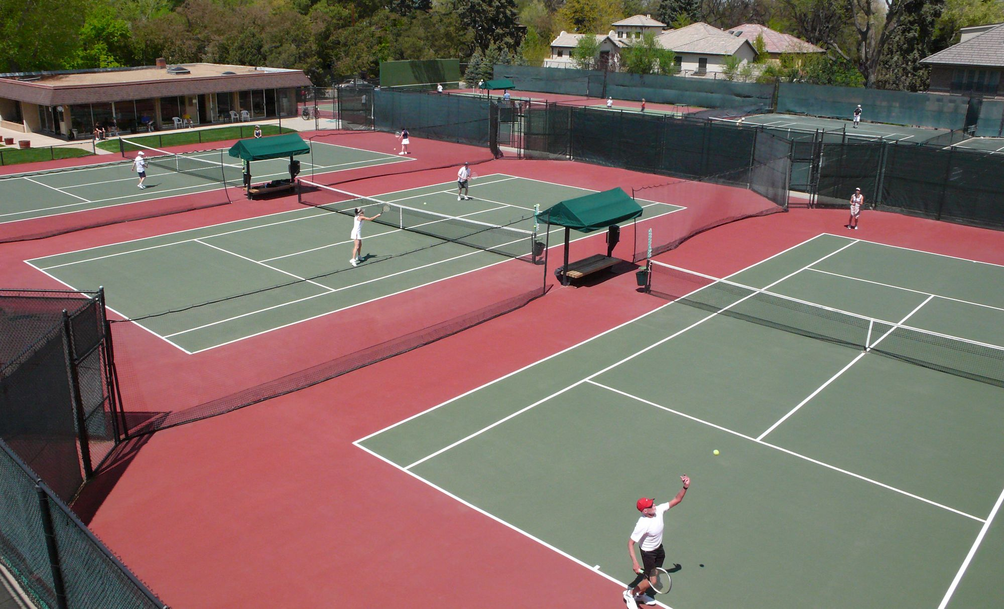 Top 5 Places for Tennis Lessons in Denver, CO