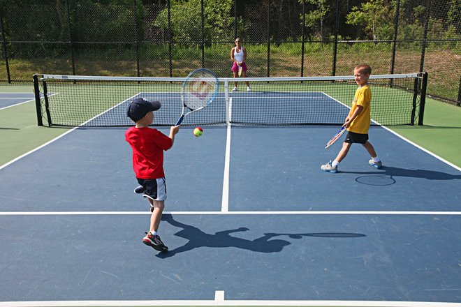 Top 5 Courts for Tennis Lessons in Detroit