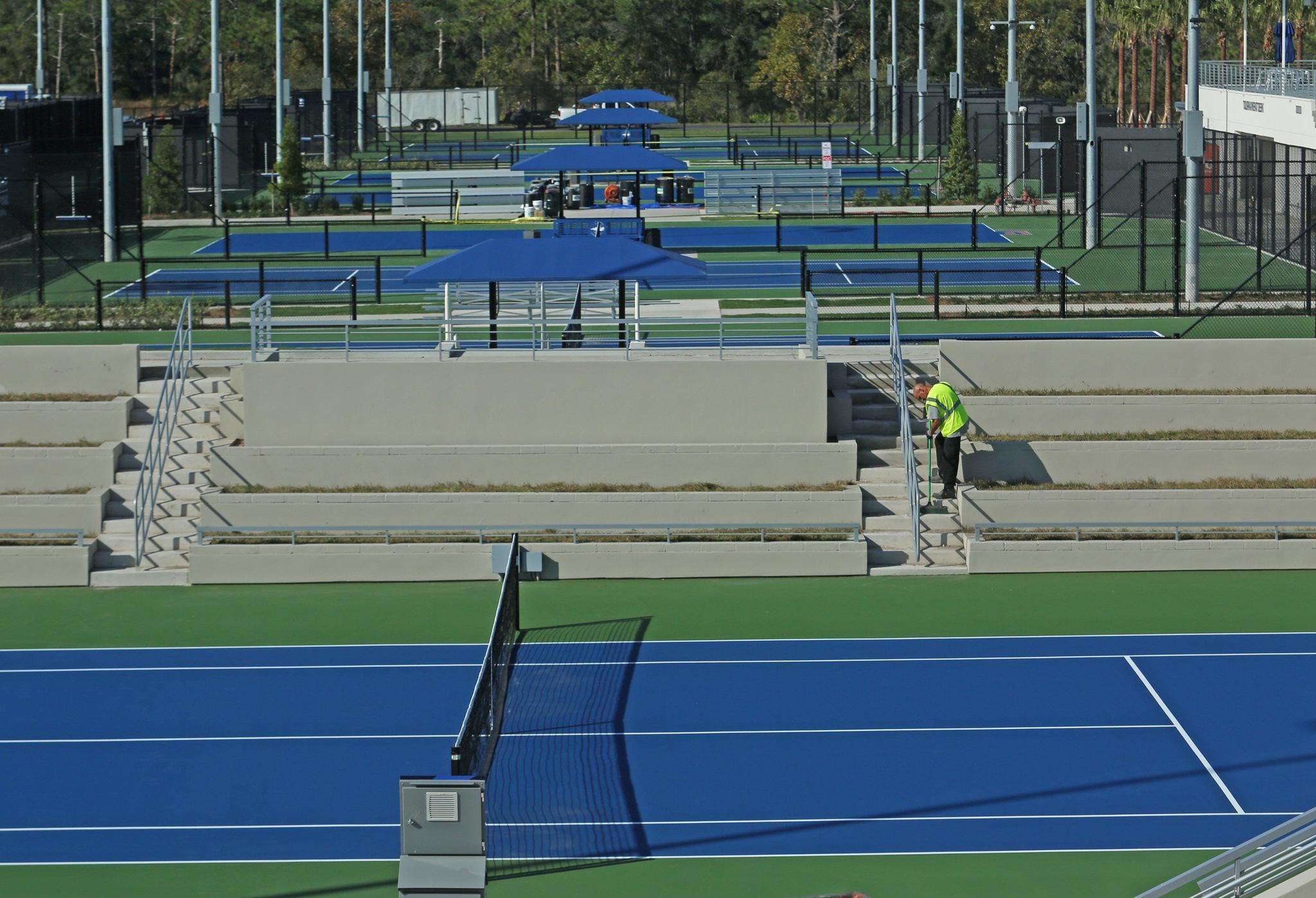 Top 5 Places for Orlando Tennis Lessons