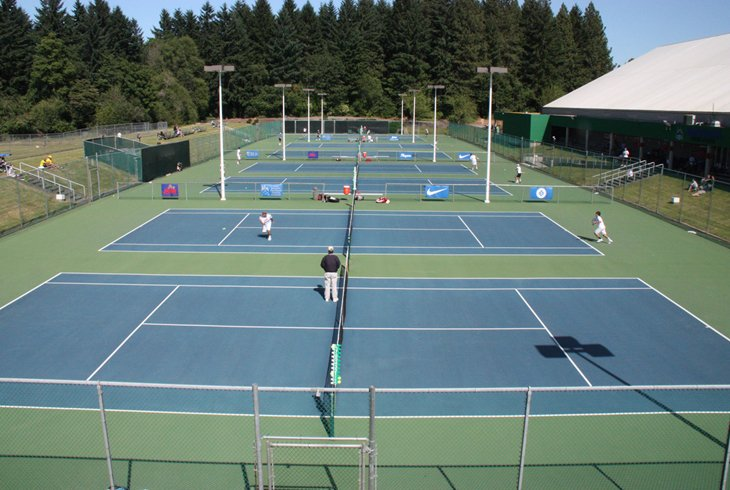 Top 5 Places for Tennis Lessons in Portland