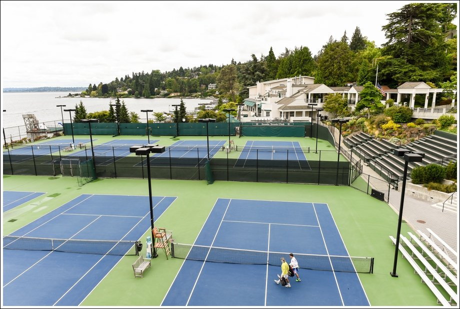 Best Places in Seattle for Tennis Lessons