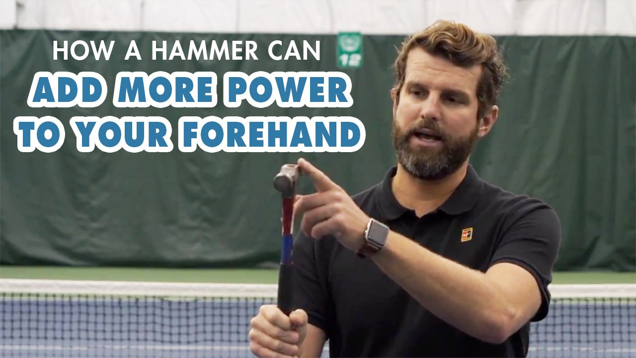How This Hammer Will Give You MORE POWER On Your FOREHAND
