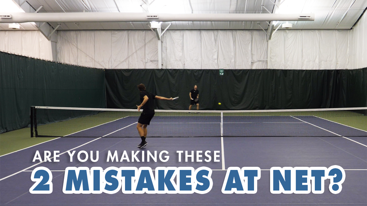 2 Mistakes To Avoid To DOMINATE At The Net